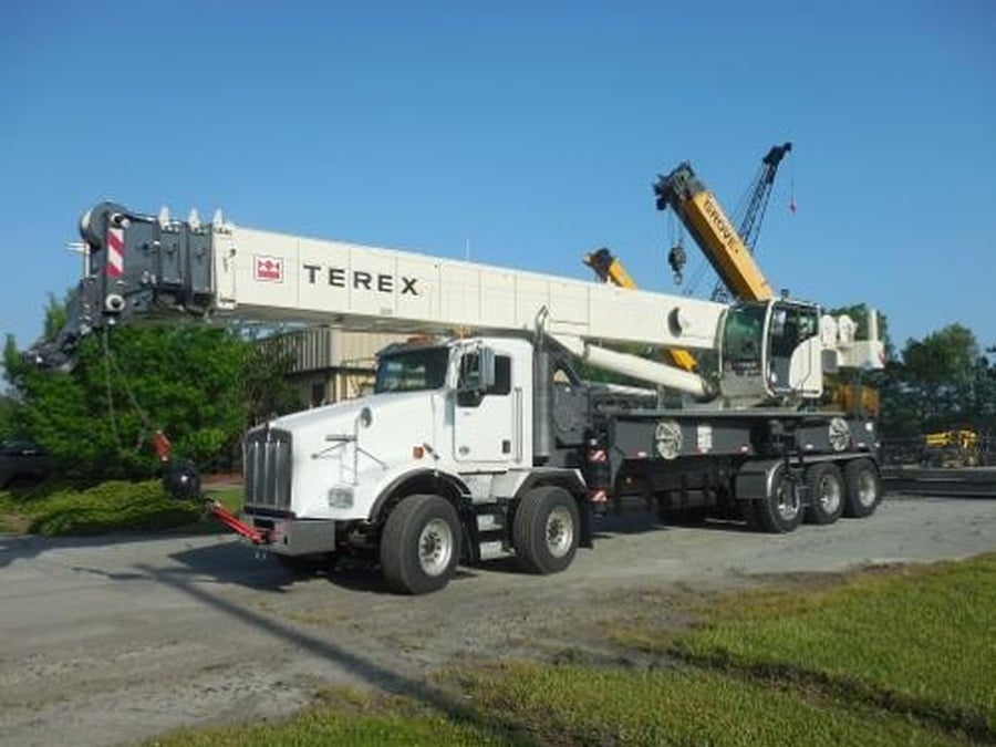2019 TEREX CROSSOVER 8000 STK# NEW Image