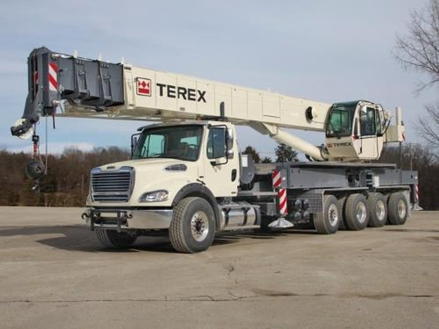 2019 TEREX CROSSOVER 6000 STK# NEW Image