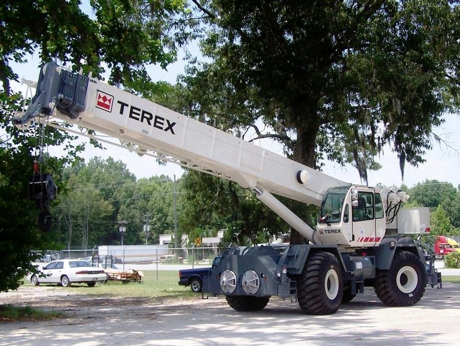 2019 TEREX RT-555 STK# NEW Image