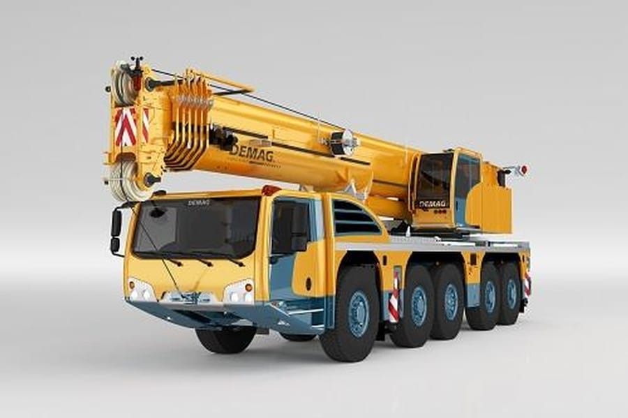 2019 DEMAG AC-160-5 #NEW Image