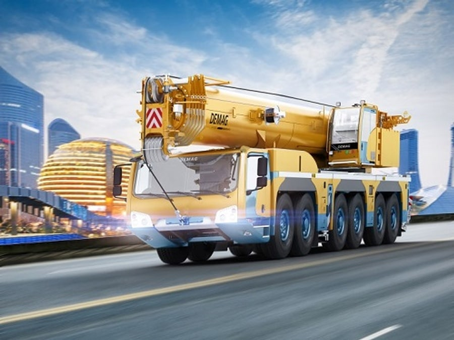 2019 DEMAG AC-300-6 STK# NEW Image