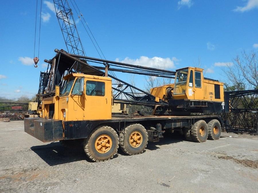 Truck Mounted Cranes | Mobile Crane for Sale | Dozier Crane