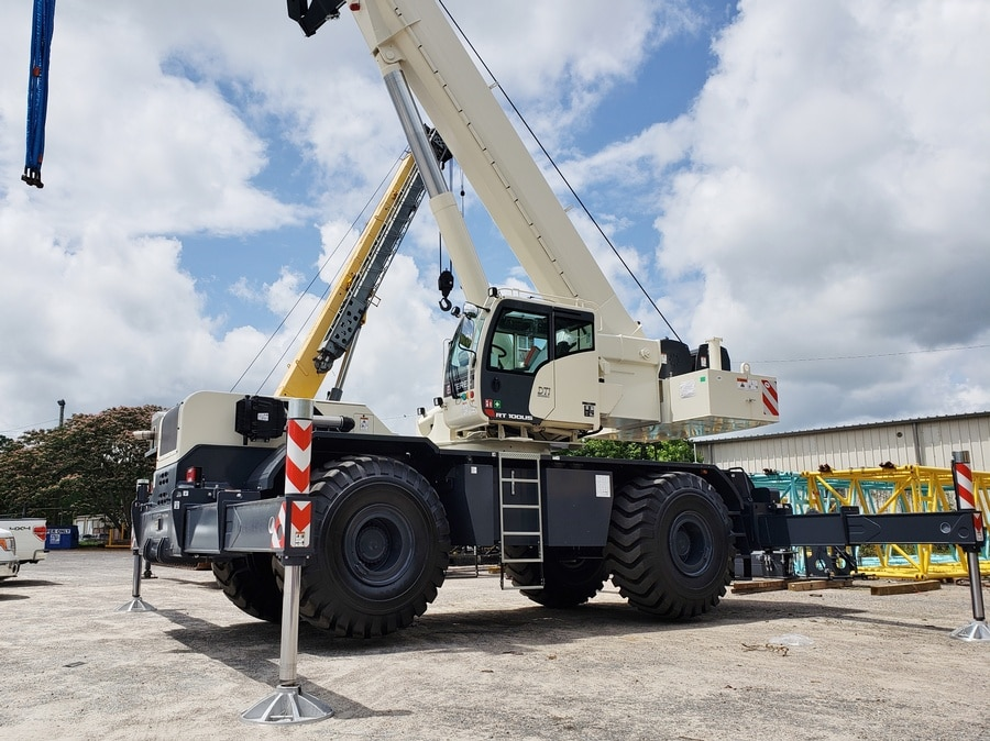 2019 TEREX RT-100US STK# NEW Image