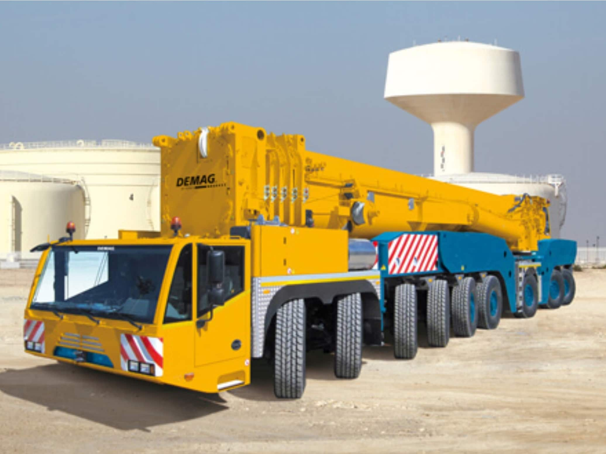 2020 DEMAG AC-1000-9 STK# NEW Image