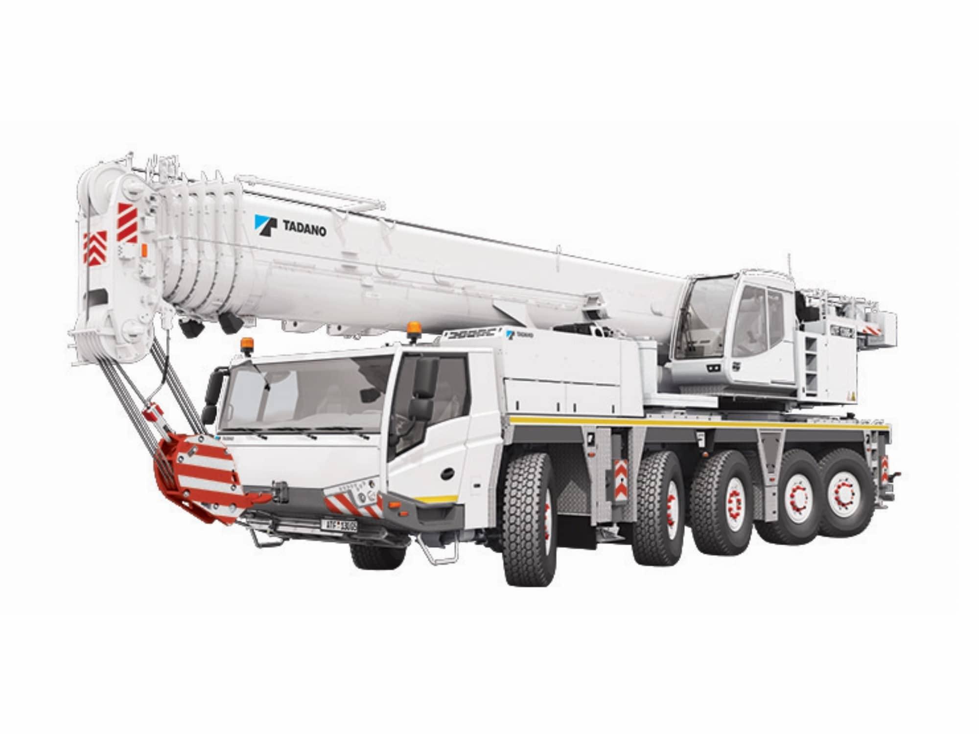 Rough Terrain Cranes | Cranes for Sale | Dozier Crane & Machinery Co