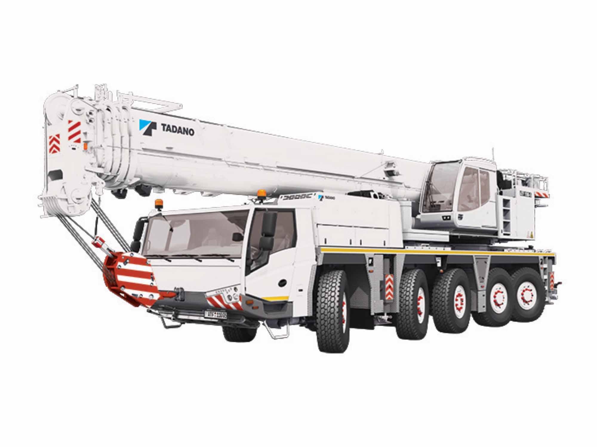 NEW 2020 TADANO ATF-110G-5 #NEW110G Image