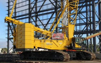 Kobelco engine supply issue explained by Jack Fendrick