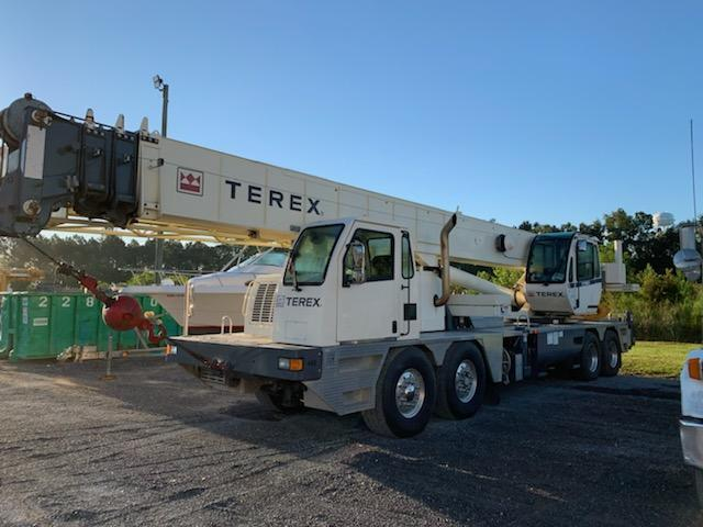 2011 TEREX T-780 #DC53 Image